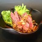 Beef Rib Eye Tataki