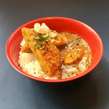 Pumpkin Katsu Curry