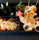 Shellfish & Caviar Bento