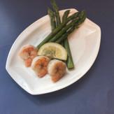 Asparagus Prawn