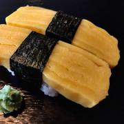 Tamago Sweet Egg Nigiri