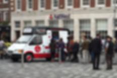 SATORi Mobile Caterng Van