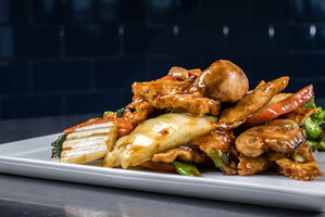 Sichuan Style Tofu