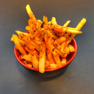 Spicy Mayo Fries