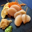 Sweet Scallop Sashimi