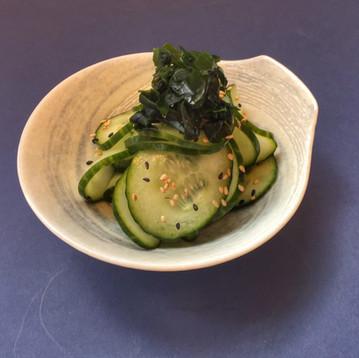 Cucumber & Seaweed