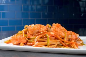 Hot & Spicy Shrimp
