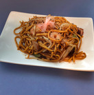 Yakisoba Chicken & Shrimp
