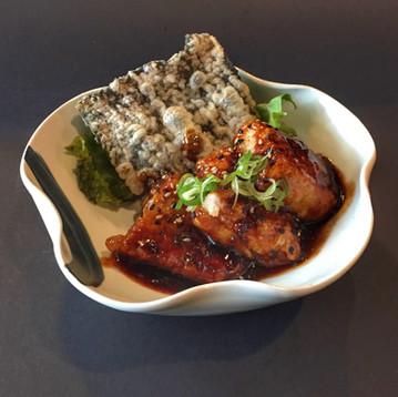Spicy Tofu Teriyaki