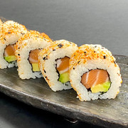 Spicy Salmon Chumaki