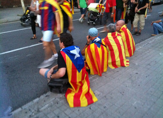 No Escaping Uncertainty For Catalan Youths