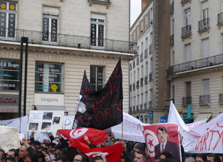 Eight years after the Arab Spring, Tunisia still has work to do