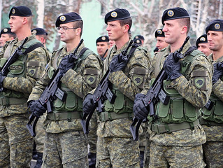 Expanding Security is a Call to Arms in Kosovo