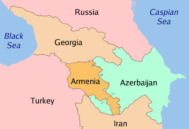 25 Years On South Caucasus