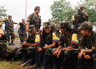 The Colombian Armed Conflict and Giving Peace a Chance