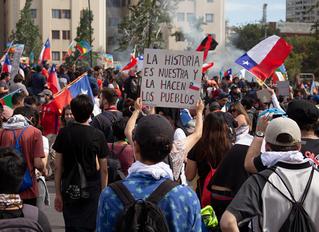 #ChileDespertó: A Case Study for Failed Neoliberal Politics
