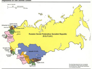 25 Years On: The Arc of Change in Post-Soviet Republics