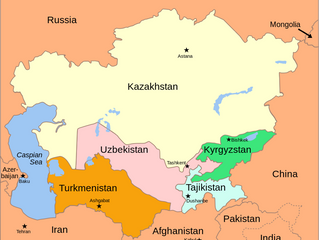 25 Years On: Central Asia