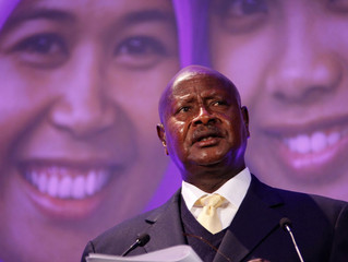 The Time For Uganda's Museveni to Leave Office Has Come