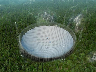 Seeing is Believing: China Looks for Answers Above with the World's Largest Telescope