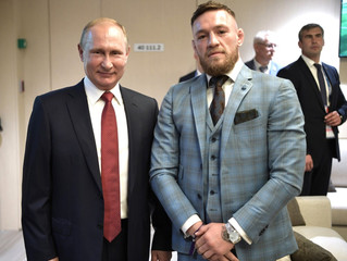 "Should the UFC ""Tap Out"" of the Russian Market?"