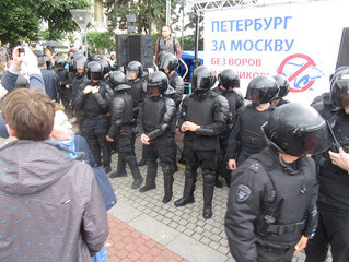 Moscow City Elections Lead to Unresolved Protests