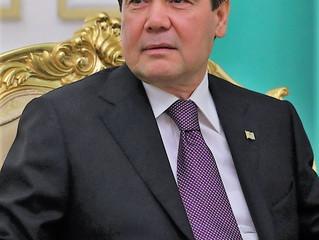 Leader Spotlight: Gurbanguly Berdimuhamedow