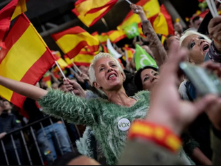 Far Right Surges in Spain After Four Decades in the Shadows