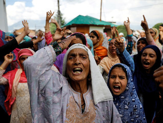 When the Colonized Become Colonizers: BJP's Policies against Kashmir