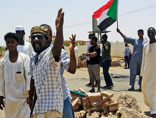 A Brief Overview of Social Media in the Sudan Protests