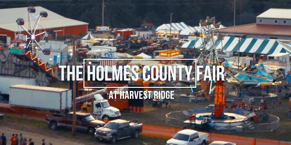 Holmes County Fair  August 9th - 14th