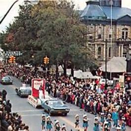 Holmes Antique Festival Parade October 10, 2021