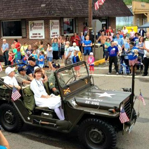 Killbuck Early American Parade September 5, 2021