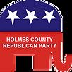 Holmes County Republican Party Logo
