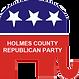 Holmes County Republican Logo