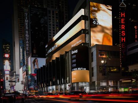 Morgan Stanley Digital Signage