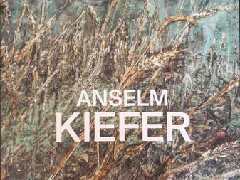 Anselm Kiefer's Process: Putrefaction, Dissolution, Coagulation