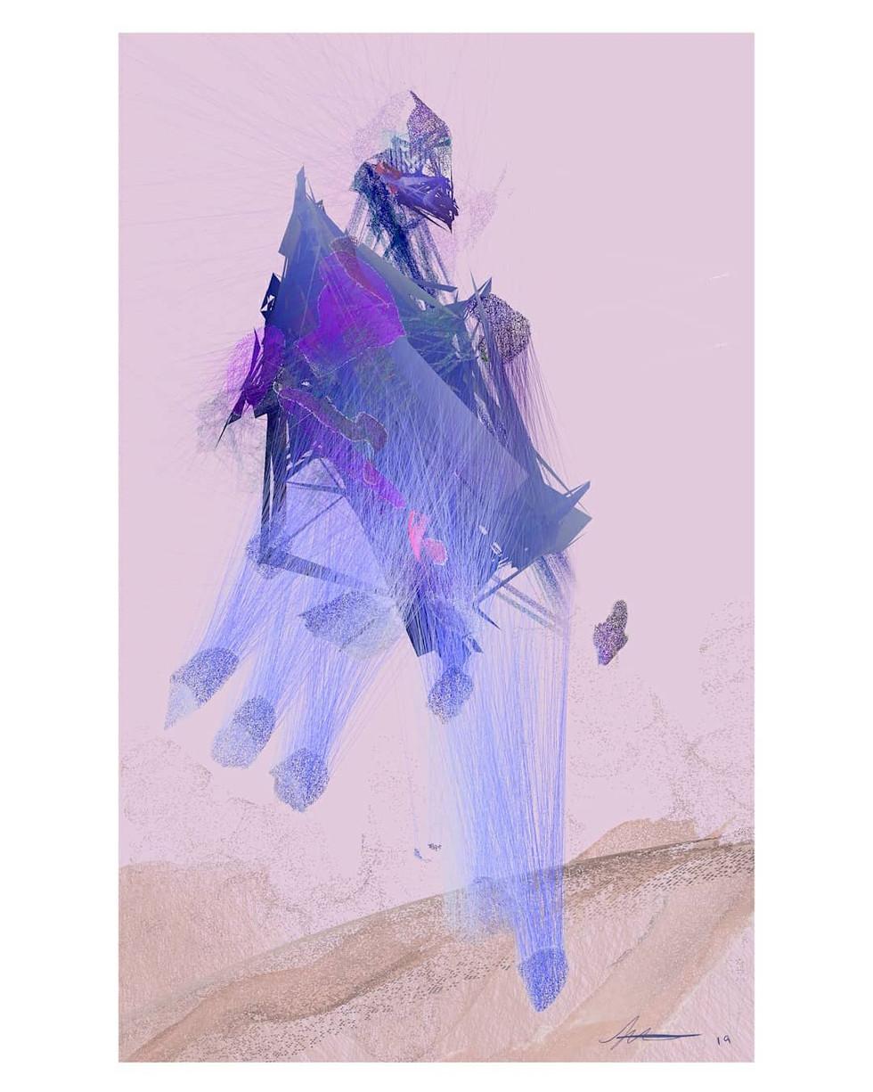 Lilac Figure