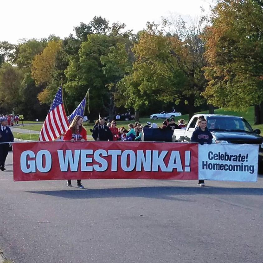 Westonka Homecoming Parade