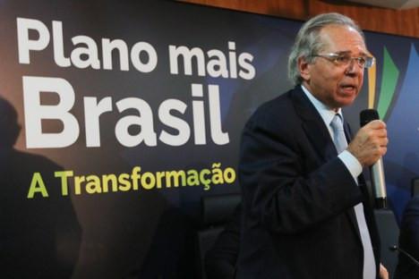 Economic Research: Transformação do Estado Brasileiro
