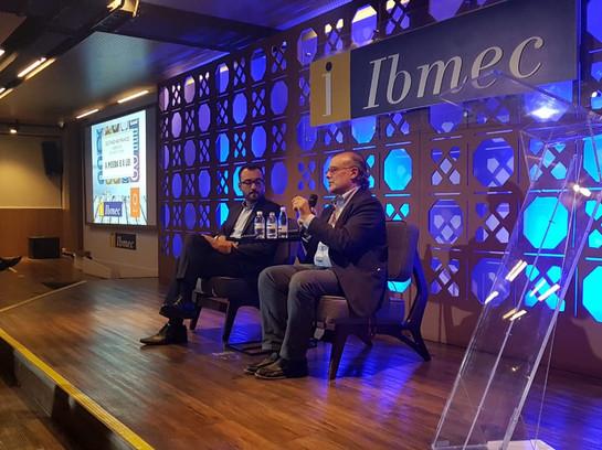 Entrevista com Gustavo Franco, criador do Plano Real e ex-presidente do Banco Central no Ibmec
