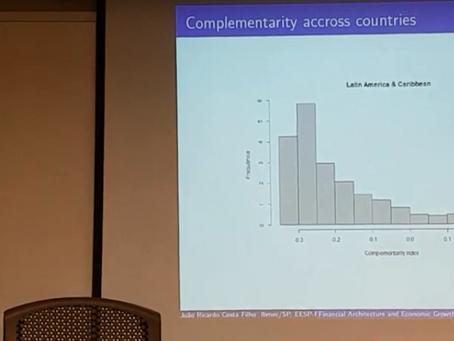 Segmento bancário e acionário são rivais ou complementares nos mercados financeiros dos países?