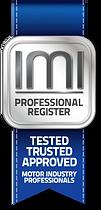imi professional register