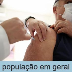 Vacinação em Fortaleza(População Geral) - 08/06/2021