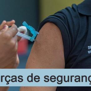 Vacinação em Fortaleza(Idosos-Comorbidades-Forças de Segurança-Prof da Saúde) - 08/05/2021