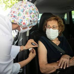 Vacinação de Idosos e Profissionais da Saúde - 01/03/2020