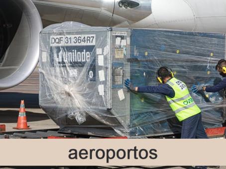 Vacinação em Fortaleza(Educação/Portos/ Aeroportos/Segurança) - 03/06/2021