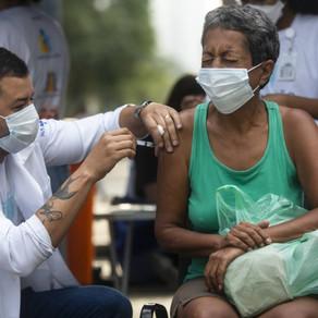 Vacinação em Fortaleza(População Geral) - 21/06/2021