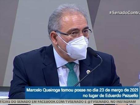 CPI Covid - Depoimento Marcelo Queiroga