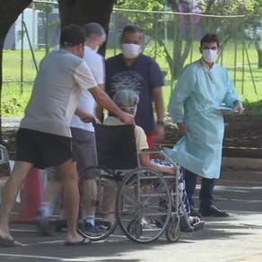 Vacinação em Fortaleza(Comorbidades) - 06/05/2021
